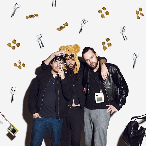 Luciano Leiva, Christian Saldert, Jonas Kleerup - © Miki Anagrius