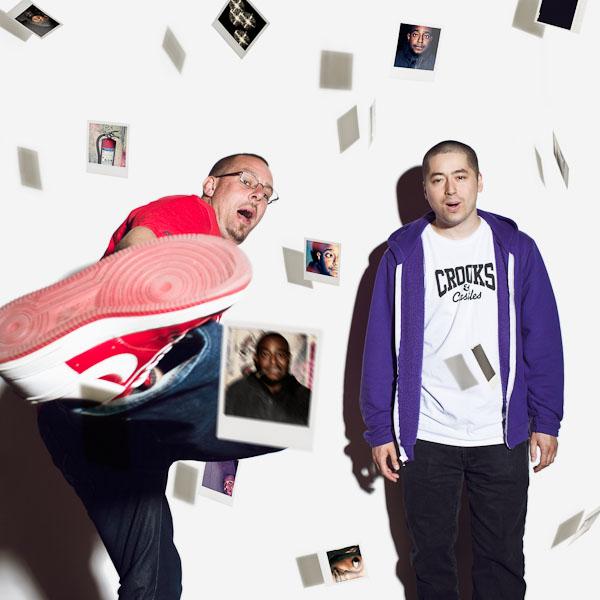 DJ Viet-Naam, DJ Taro, Myggan - © Miki Anagrius