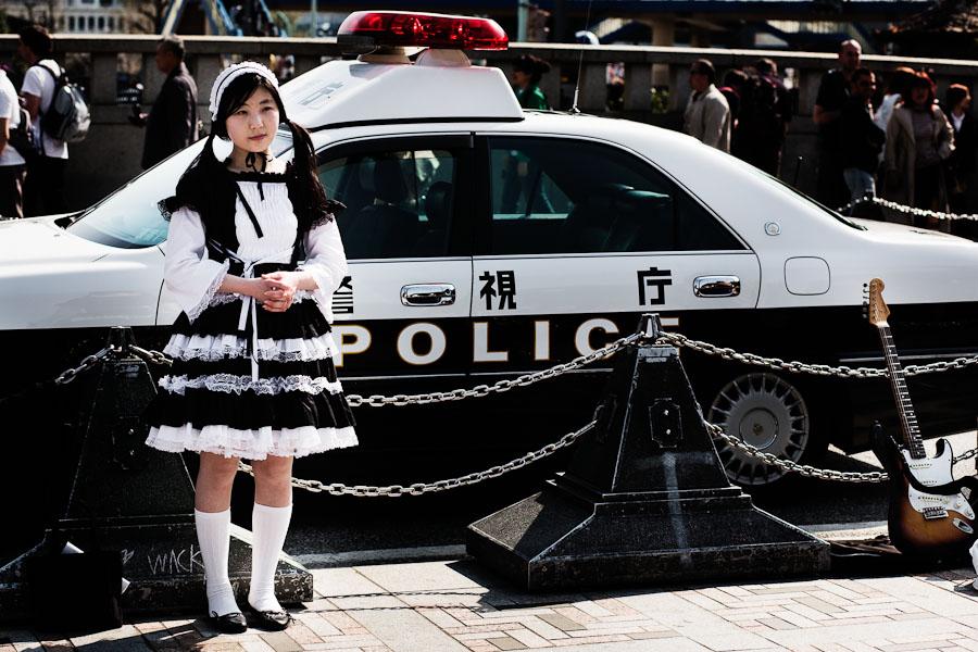 Harajuku - © Miki Anagrius