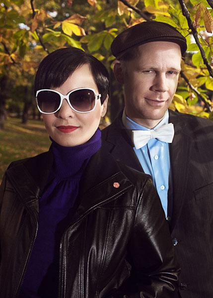 Ingmari Pagenkemper, Johan Netz - © Miki Anagrius