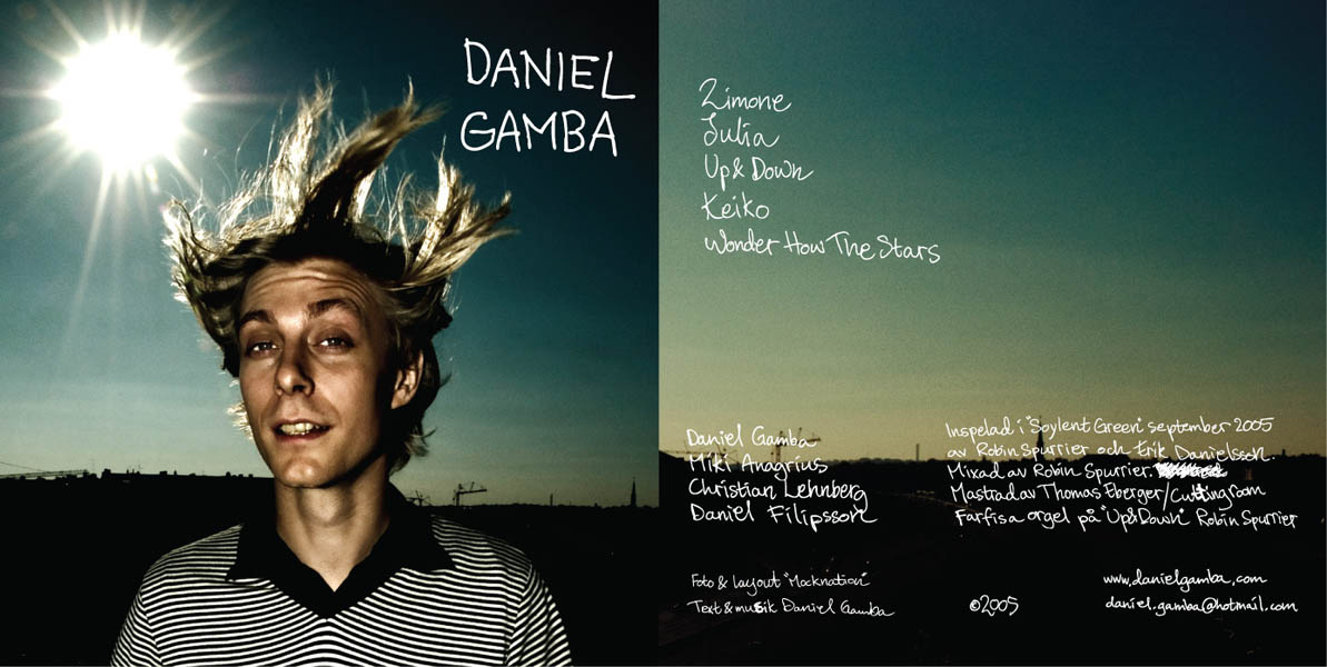 Daniel Gamba / Artwork: MockNation / Photo: Miki Anagrius