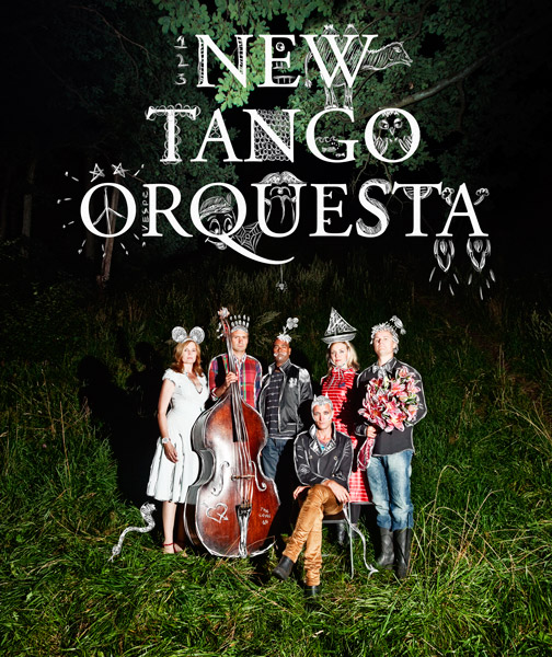 New Tango Orquesta / Artwork: MockNation / Photo: Per Nadén